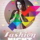 Fashion Night Party Flyer - GraphicRiver Item for Sale