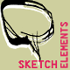 Sketch Art, Artistic Pen & Pencil Elements - GraphicRiver Item for Sale