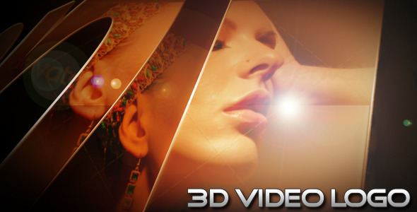 After Effects Project - VideoHive 3D Video Logo 2832475