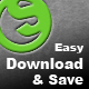 Easy DOWNLOAD & SAVE - ActiveDen Item for Sale