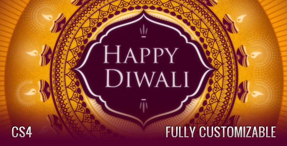 After Effects Project - VideoHive Diwali Openers 2834598