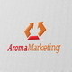 Aroma Marketing Logo Template - GraphicRiver Item for Sale