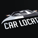Car Locator Logo Design - GraphicRiver Item for Sale