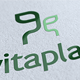 Vitaplant Logo Design - GraphicRiver Item for Sale