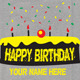 Birthday T-Shirt - GraphicRiver Item for Sale