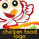 Chicken Fastfood Logo's - GraphicRiver Item for Sale