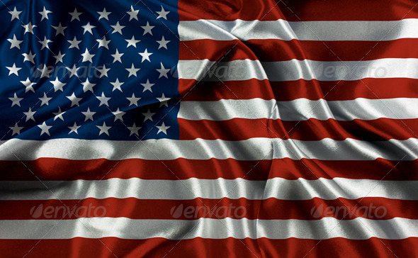 GraphicRiver American Flag 2844876
