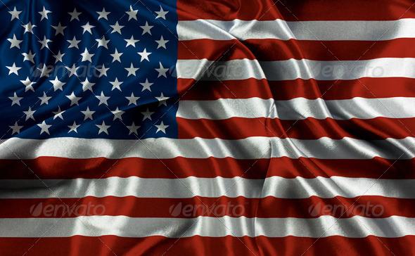 GraphicRiver American Flag 2844876