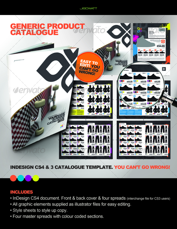 Product Catalogue - Corporate Brochures
