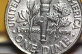 US Dime Coin Macro - PhotoDune Item for Sale