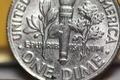 US Dime Coin Macro - PhotoDune Item for Sale