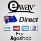 Cổng Direct Eway AU cho Jigoshop