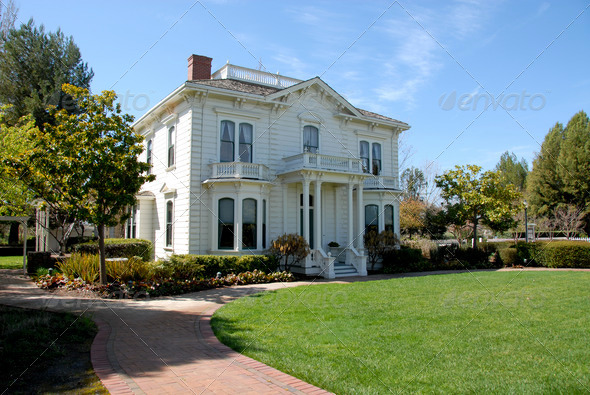 Rengstroff House - Stock Photo - Images