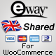 Eway UK Geteilt Gateway for WooCommerce