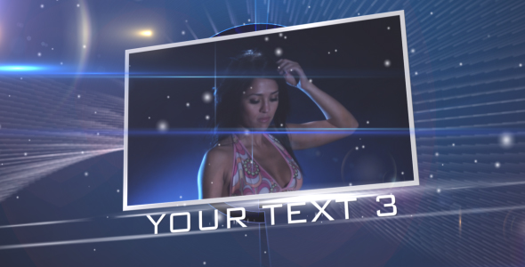 After Effects Project - VideoHive Tubes Light 102429