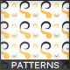 Abstract Seamless Tribal Patterns - GraphicRiver Item for Sale