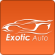 Exotic Auto Logo - GraphicRiver Item for Sale