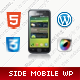 Side Mobile Retina | WordPress Version - ThemeForest Item for Sale