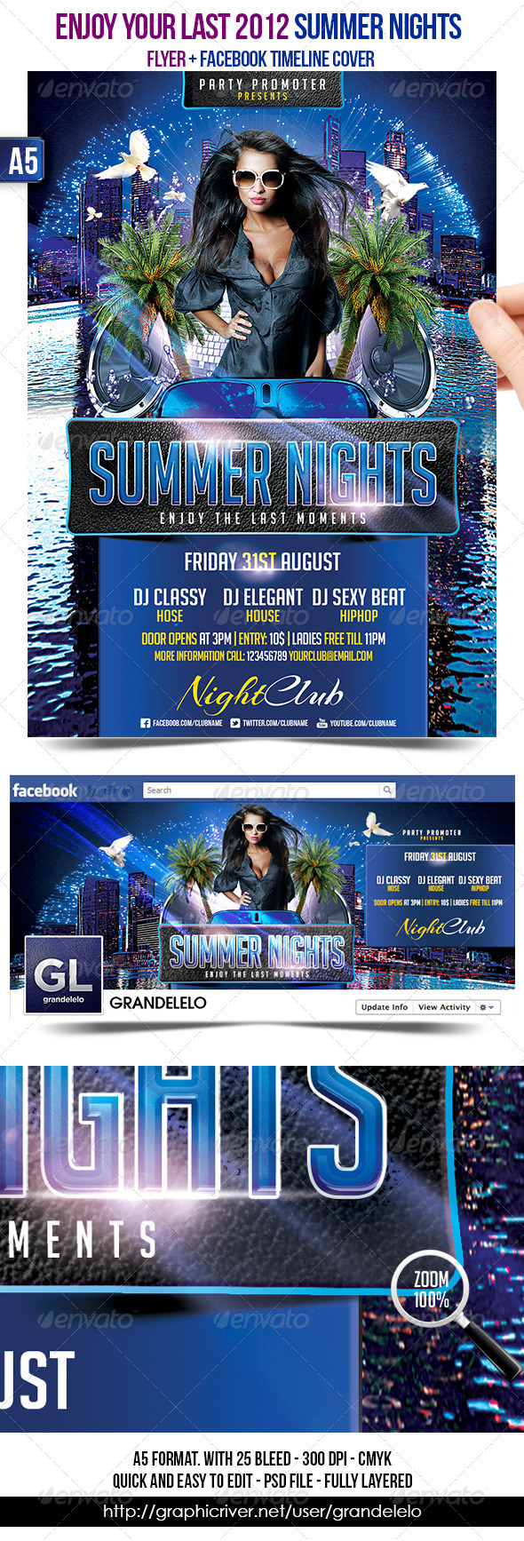 Last Nights of Summer - Clubs & Parties Events