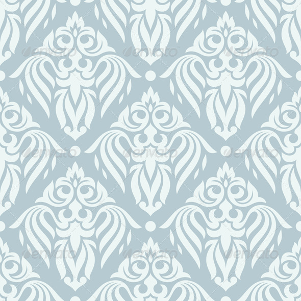 Seamless Wallpaper Pattern - Patterns Decorative
