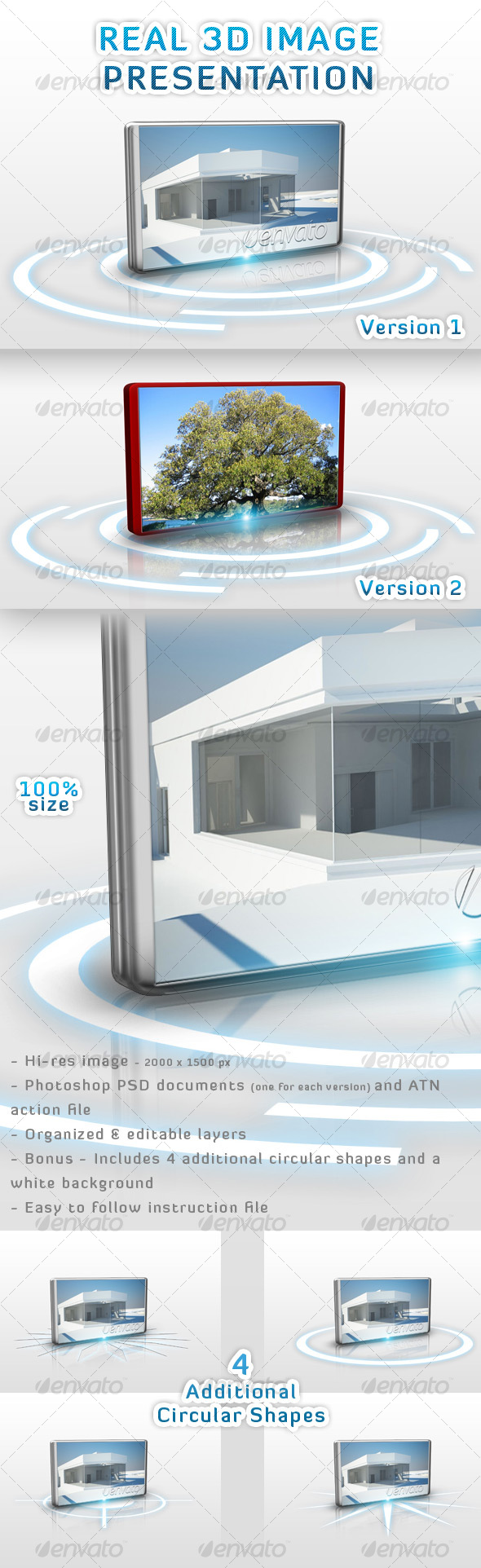GraphicRiver Real 3D Image Presentation 100759