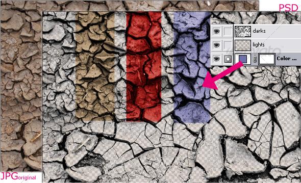 GraphicRiver Ground Cracks 102707