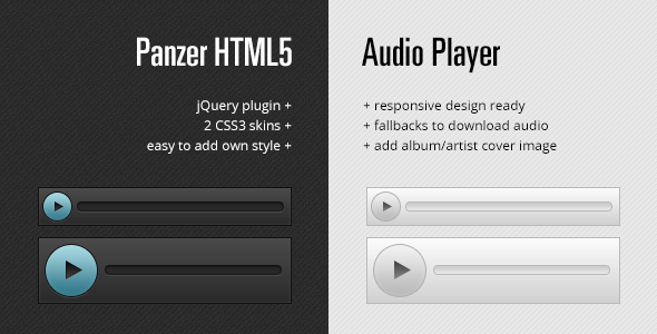 Jplayer Audio Skins Download