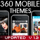 360 Mobile Theme - ThemeForest Item for Sale