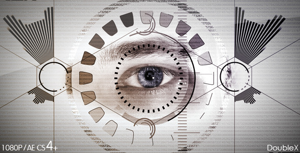 VideoHive Digital Eye 2861355