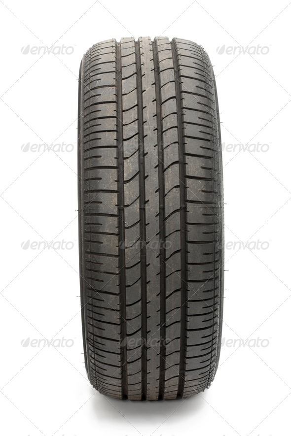 Tyre - Stock Photo - Images