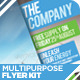 Multipurpose Flyer Kit A5 - GraphicRiver Item for Sale