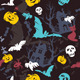 Halloween Vector Background - GraphicRiver Item for Sale