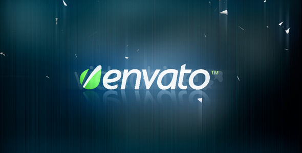 After Effects Project - VideoHive logo reveal with explosion text transition 102986