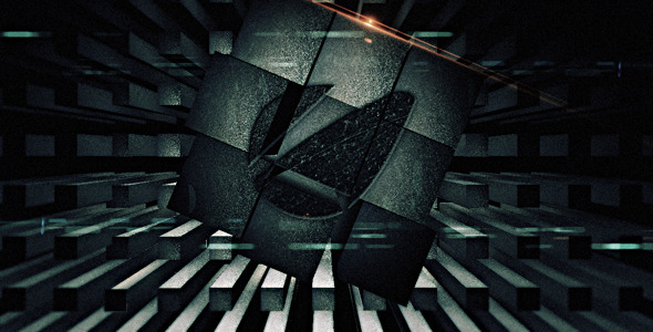 After Effects Project - VideoHive Mechanical Reveal 2862787