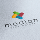 Median Logo - GraphicRiver Item for Sale