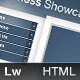Business Showcase - Corporate Layout (HTML) - ThemeForest Item for Sale