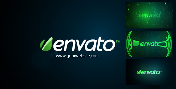 After Effects Project - VideoHive logo reveal with partials 103340