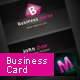 So! Black Business Card Package - GraphicRiver Item for Sale