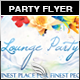 One Night In Heaven Lounge Party Flyer - GraphicRiver Item for Sale