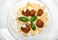 Gnocchi with meat sauce and cheese - PhotoDune Item for Sale