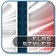 Flag Styles - GraphicRiver Item for Sale