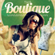 The Boutique Flyer Template - GraphicRiver Item for Sale