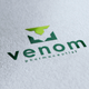 Venom Logo - GraphicRiver Item for Sale