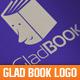 Glad Book Logo Template - GraphicRiver Item for Sale