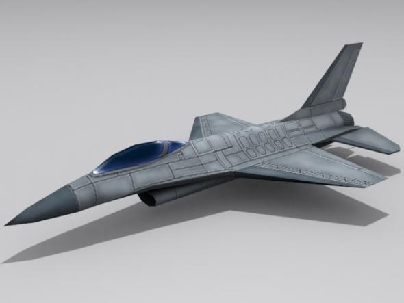 3DOcean F-16 Fighting Falcon 2892938