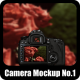 Digital Camera Mock-Up - GraphicRiver Item for Sale
