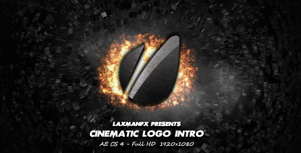 After Effects Project - VideoHive cinematic logo intro 2901474