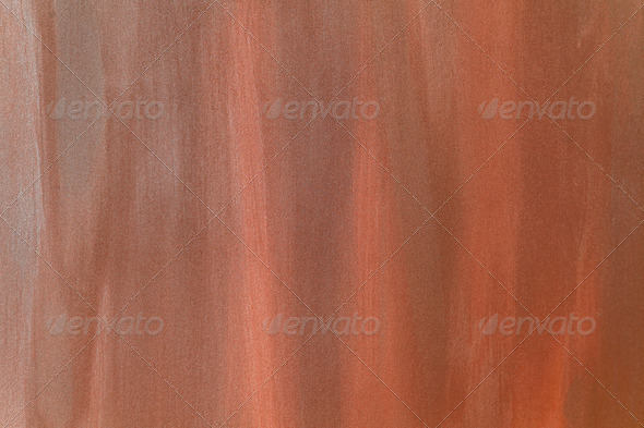 Brown paint wall - Stock Photo - Images