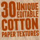 Good Ol&amp;#x27; Cotton Paper - GraphicRiver Item for Sale