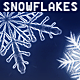 6 Snowflakes; Realistic Snow Crystal Effect - GraphicRiver Item for Sale